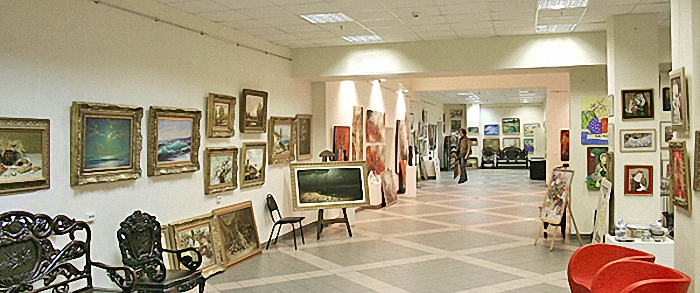 Russian Paintinga Gallery view