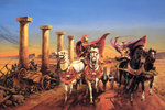 Achilleos Chris  - 'Chariot Race'