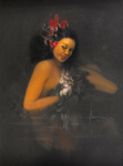 Armstrong Rolf - 'Tahitian Nude'