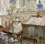 Badakva Valeriy  - 'Around the Cathedral'