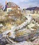 Badakva Valeriy  - 'Beginning of Spring'