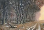 Baranov Pavel  - 'Autumn Morning'