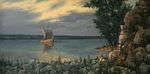 Baranov Pavel - 'On the Volga River'
