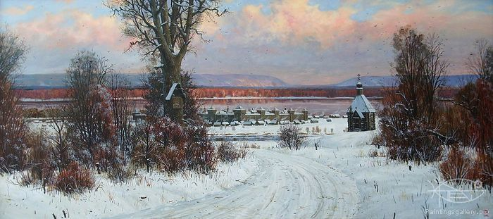 Baranov Pavel - 'The Ancient Samara City'