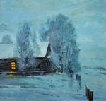 Baranov Pavel - 'Winter Evening'