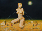 Beryezin Andrey  - 'The Capture of Venus'