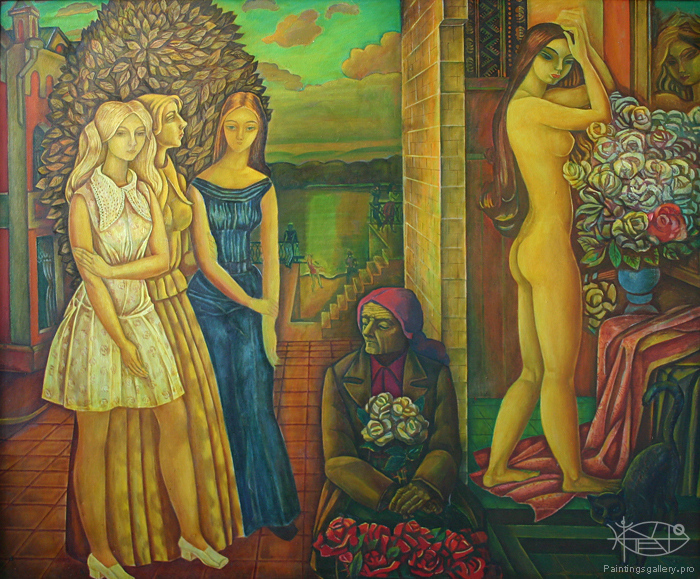 Bikulov Nurhatim - 'About Women'
