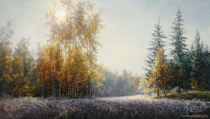 Burmakin Yevgeniy - 'The First Rime'