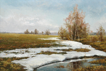 Burmakin Yevgeniy - 'The Last Snow'