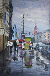 Busygin Valeriy - 'After the Rain'