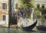 Busygin Valeriy - 'Nook in Venice'