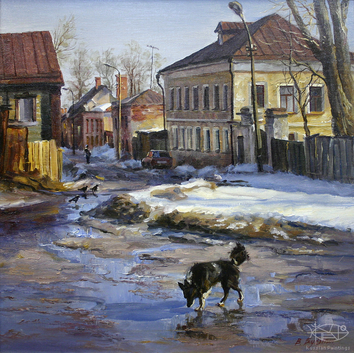 Busygin Valeriy - 'Old Kolomna City'