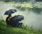 Busygin Valeriy - 'Rest under the Rain'