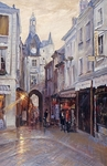 Busygin Valeriy - 'The Street of Paris'
