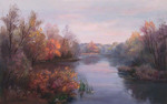 Busygin Valeriy - 'The Tsna River'