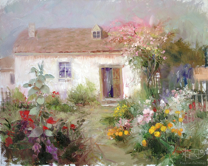 Dangelico Giuseppe - 'Cottage Retreat'