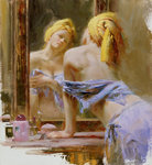 Dangelico Giuseppe  - 'Morning Reflection'