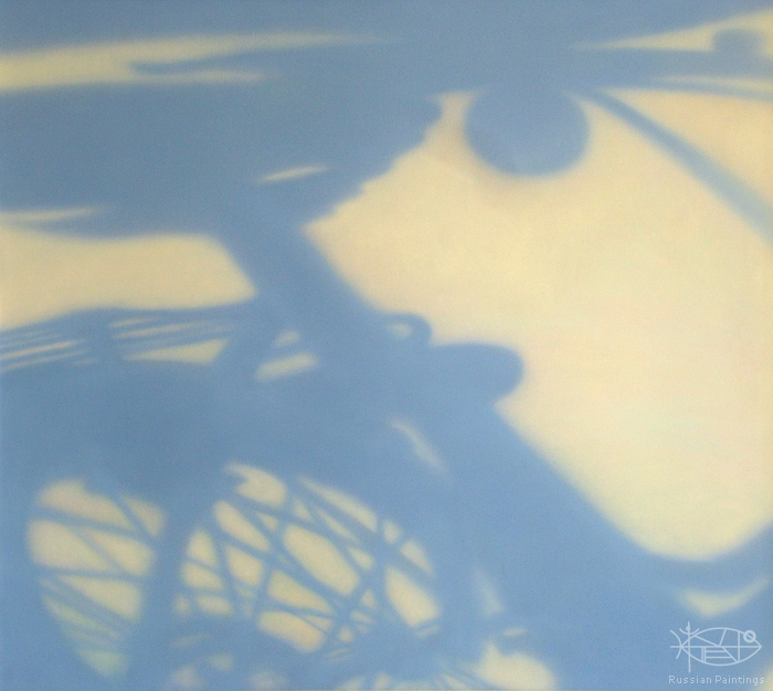 Davletbaev Rail - 'Bicycle Shadow'