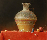 Dmitriew George - 'Ancient Jug'