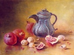 Dmitriew George - 'Pomegranates'