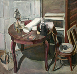 Dubov Andrew - 'Interior of the Studio'
