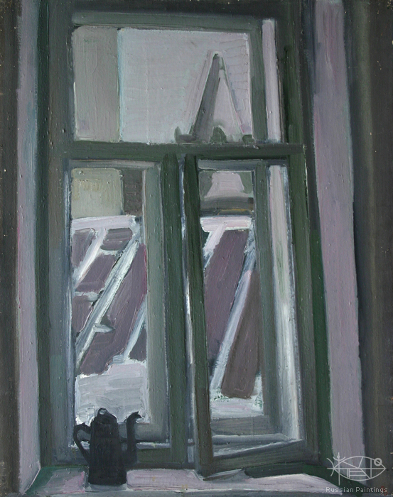 Dubov Andrew - 'Window'