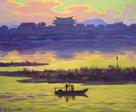 Ermolenko Alexander  - 'The Han River'