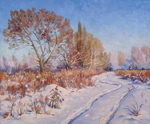 Ermolenko Alexander  - 'Winter Day'