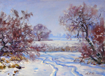 Ermolenko Alexander  - 'Winter Expanses'