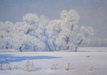 Ermolenko Alexander  - 'Winter Morning'