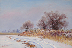 Ermolenko Alexander  - 'Winter Road'