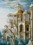 Fedorenko Mikhail  - 'The House Built on Sand'