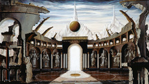 Fedorenko Mikhail - 'The Temple of the Light'