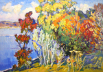 Filippov Yuriy - 'Autumn Colors'