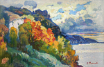 Filippov Yuriy  - 'Autumn in the Sokolyi Mountains'