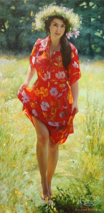 Gavrilenok Yuriy - 'The Long-awaited Summer'
