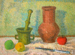 Ievlev Boris - 'Rural Still Life'