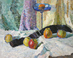 Ievlev Boris - 'Still Life with Apples'