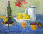 Ievlev Boris - 'Still Life with Fruits'