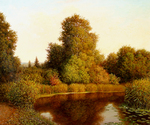 Ignatyev Oleg - 'Autumn Light'