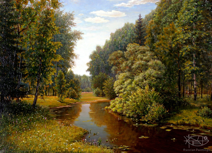Ignatyev Oleg - 'Forest Coolness'
