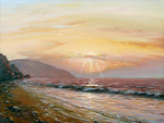 Ignatyev Oleg - 'Sea Sunset'