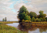 Ignatyev Oleg - 'Warm Backwater'