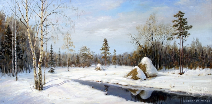 Ignatyev Oleg - 'Warm Winter'