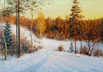 Ignatyev Oleg - 'Winter Dawn'