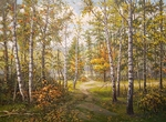 Khananin Sergey  - 'Beginning of Autumn'