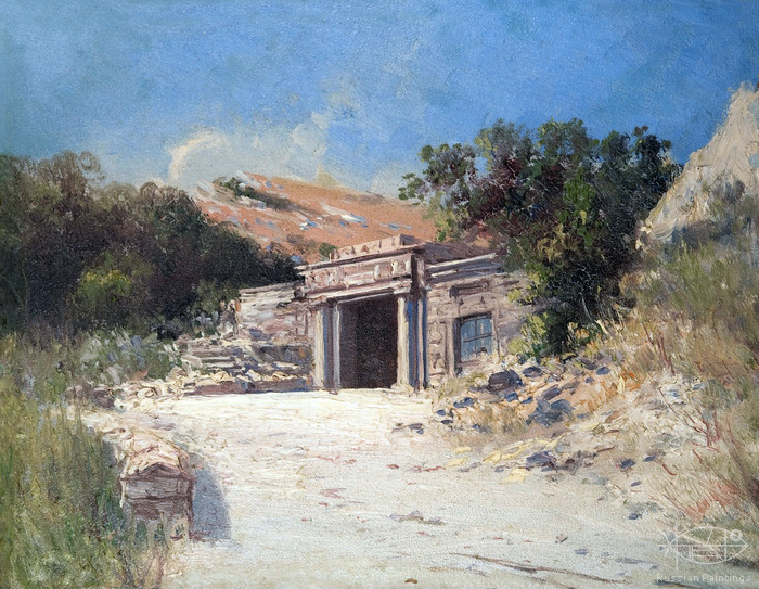 Kiselev Alexander - 'The Baydar Gates. Crimea'