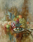 Klapoukh Yuri - 'Still Life with Olives'