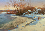 Klapoukh Yuri - 'Winter Evening'