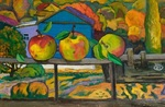 Lee Moesey  - 'Apples on the Balcony'